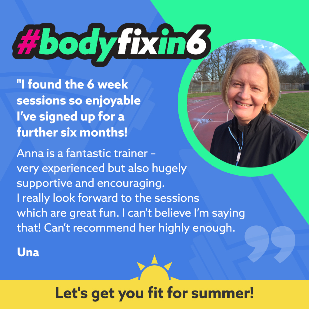Una loved #bodyfixin6 because